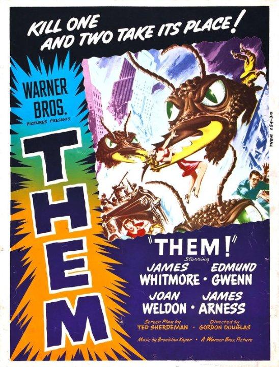Them! Movie Poster