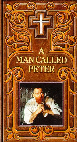 A Man Called Peter Movie Poster