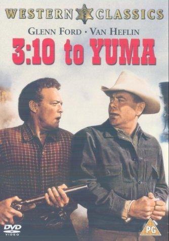3:10 to Yuma Movie Poster