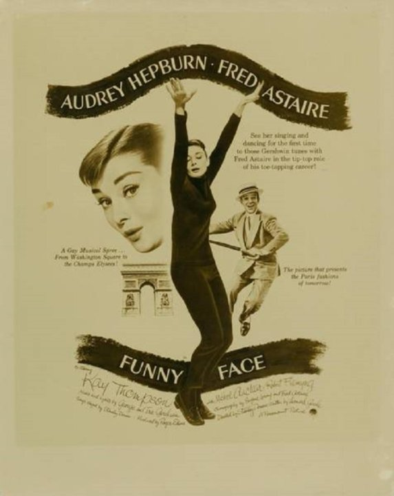 Funny Face Movie Poster