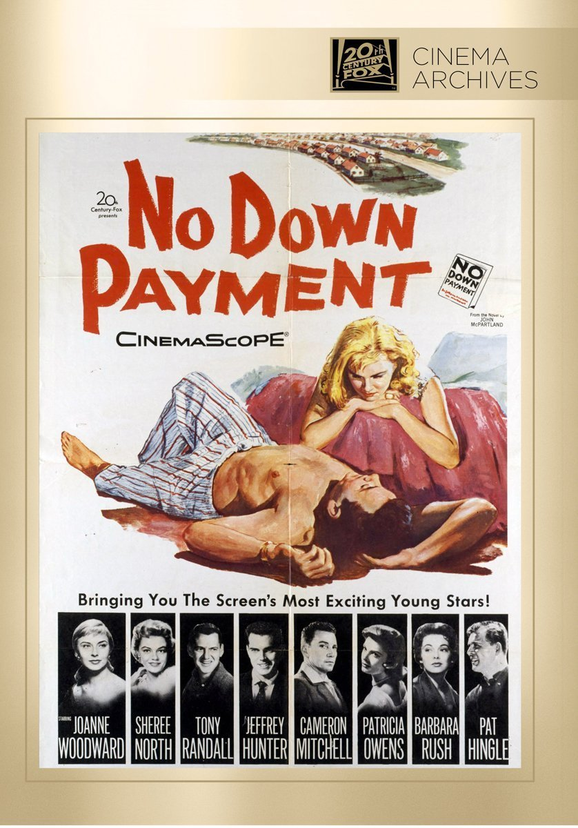 No Down Payment Movie Poster