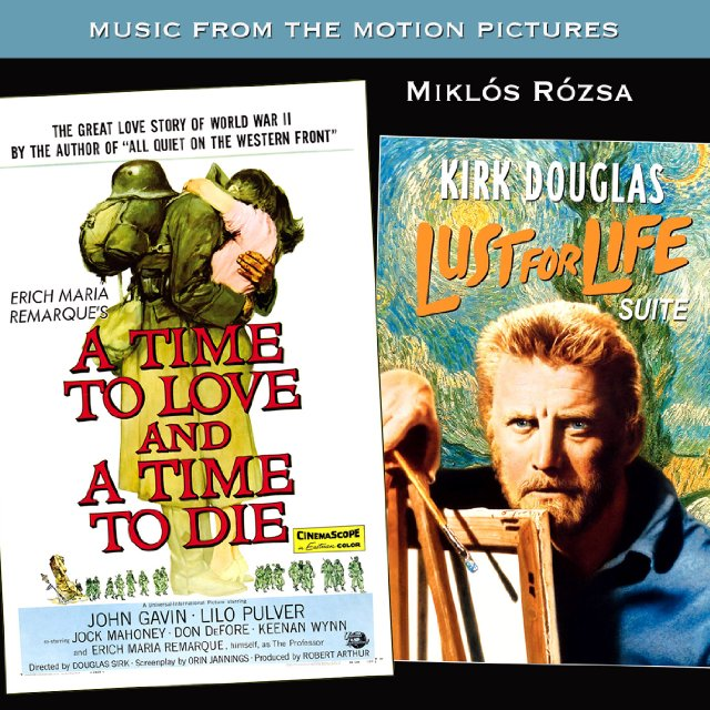 A Time to Love and a Time to Die Movie Poster