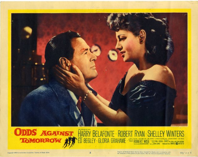Odds Against Tomorrow Movie Poster
