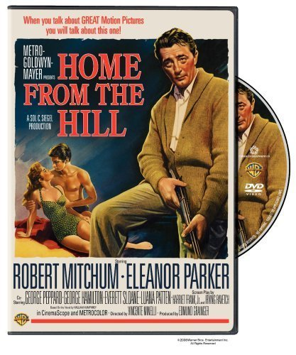 Home from the Hill Movie Poster