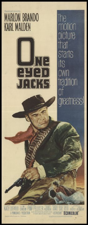One-Eyed Jacks Movie Poster