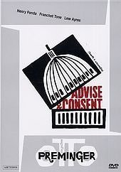 Advise & Consent Movie Poster
