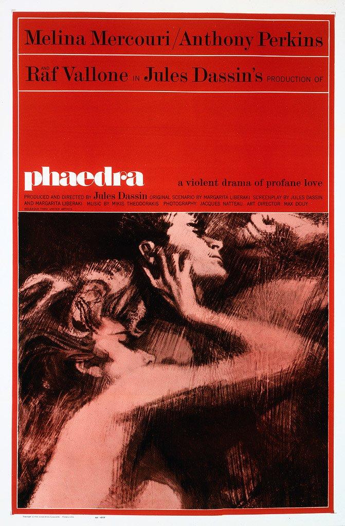 Phaedra Movie Poster