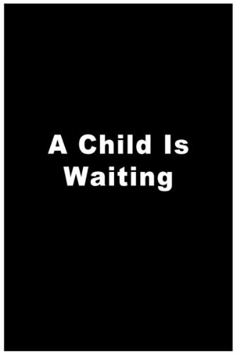 A Child Is Waiting Movie Poster