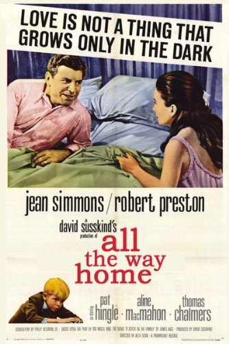 All the Way Home Movie Poster