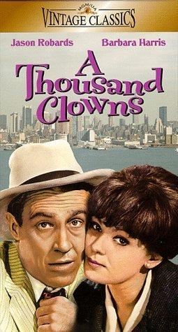 A Thousand Clowns Movie Poster