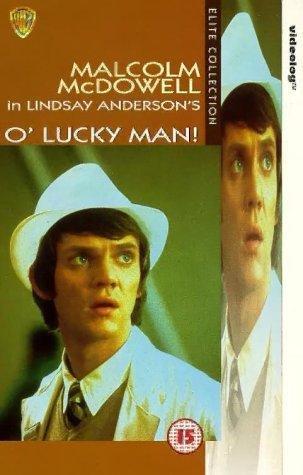 O Lucky Man! Movie Poster