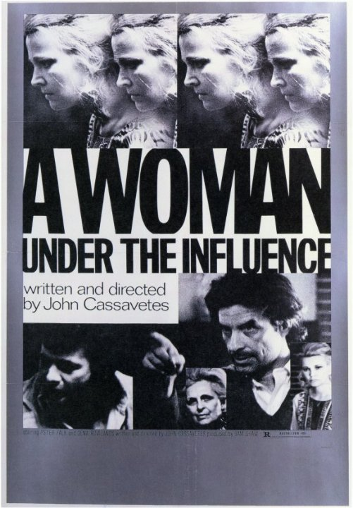 A Woman Under the Influence Movie Poster