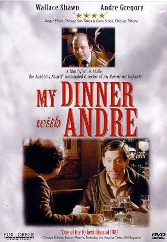 My Dinner with Andre Movie Poster