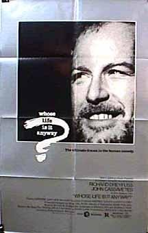Whose Life Is It Anyway? Movie Poster