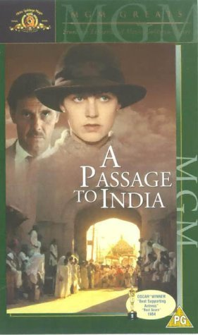 A Passage to India Movie Poster