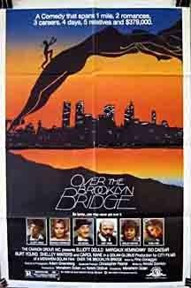 Over the Brooklyn Bridge Movie Poster