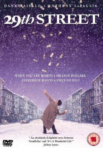 29th Street Movie Poster
