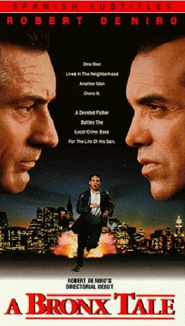 A Bronx Tale Movie Poster