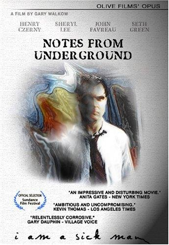 Notes from Underground Movie Poster