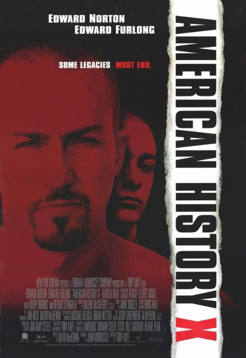 American History X Movie Poster