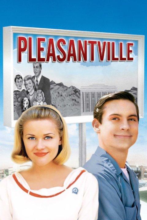 Pleasantville Movie Poster