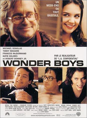 Wonder Boys Movie Poster