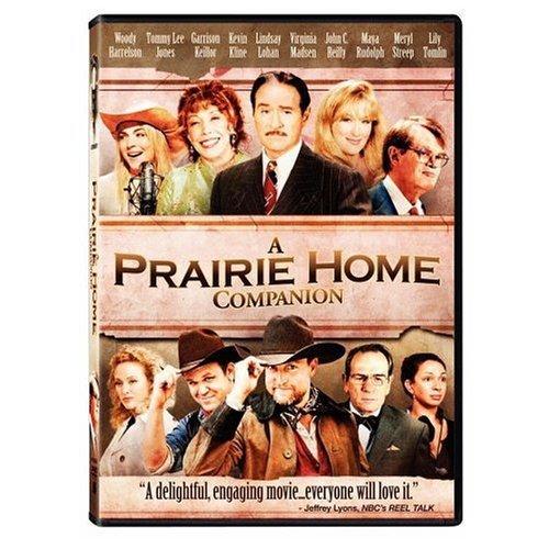 A Prairie Home Companion Movie Poster