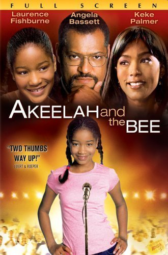 Akeelah and the Bee Movie Poster