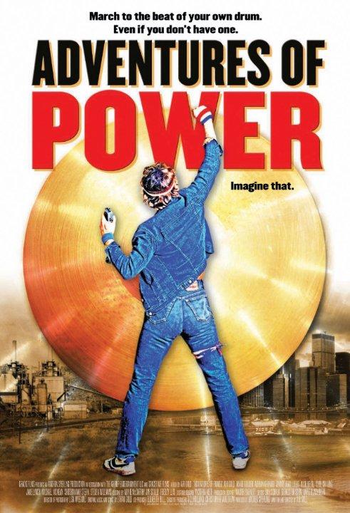 Adventures of Power Movie Poster