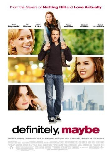 Definitely, Maybe Movie Poster