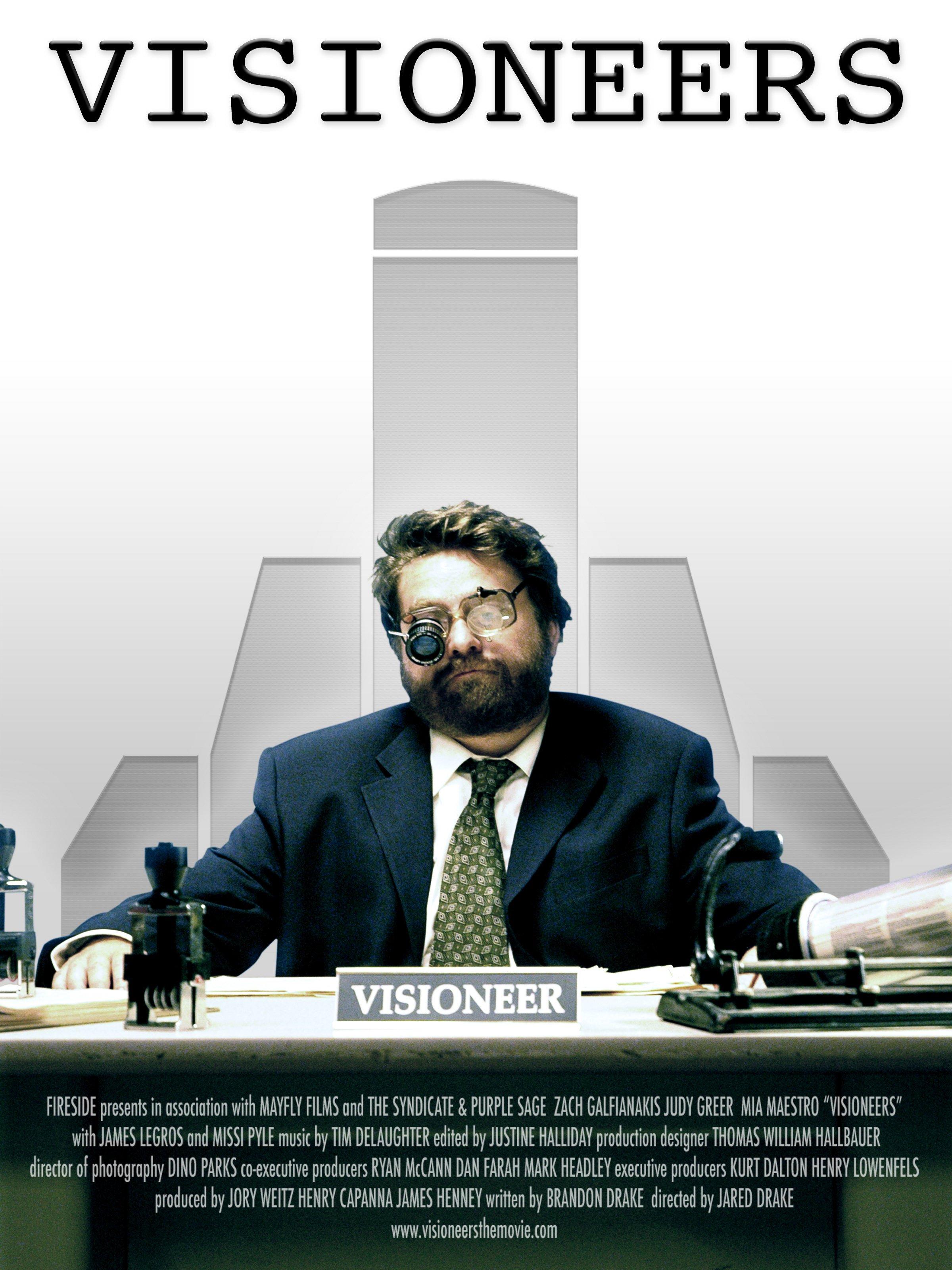 Visioneers Movie Poster