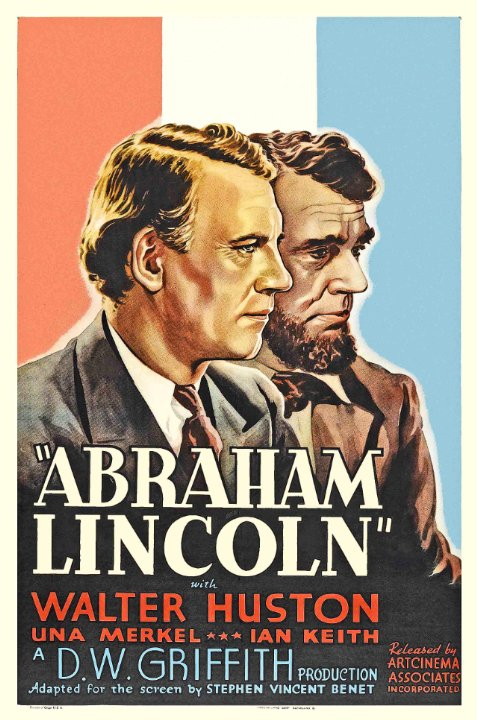 Abraham Lincoln Movie Poster