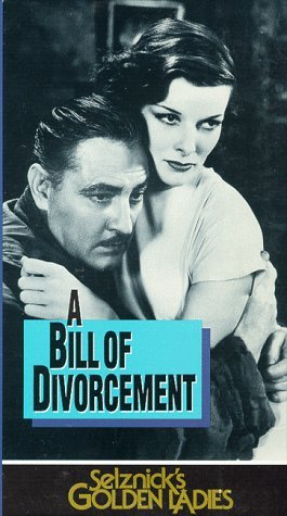 A Bill of Divorcement Movie Poster