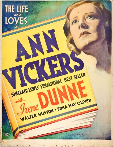 Ann Vickers Movie Poster