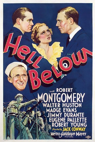Hell Below Movie Poster