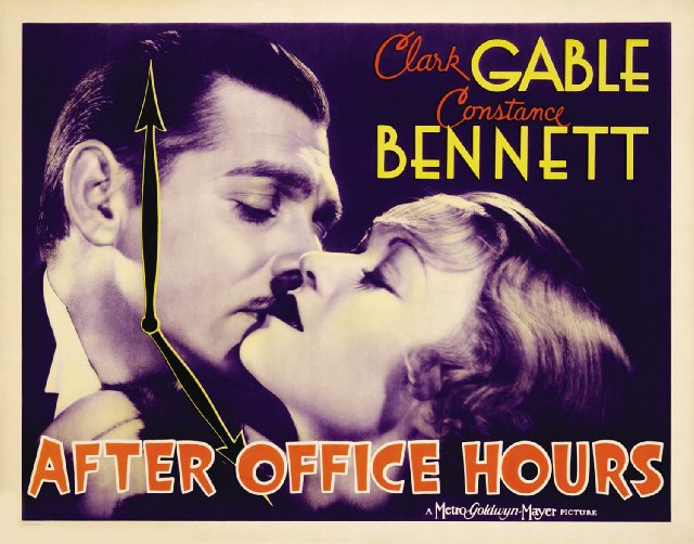 After Office Hours Movie Poster