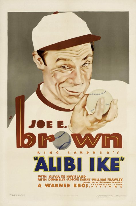 Alibi Ike Movie Poster