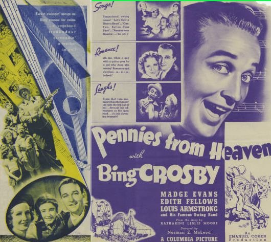 Pennies from Heaven Movie Poster