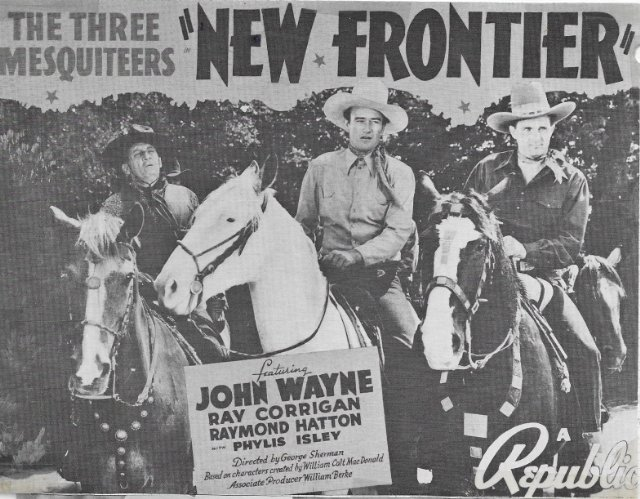 New Frontier Movie Poster