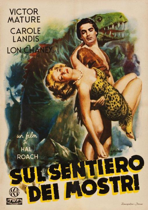 One Million B.C. Movie Poster