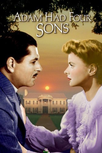 Adam Had Four Sons Movie Poster