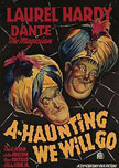 A-Haunting We Will Go Movie Poster