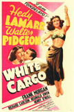 White Cargo Movie Poster