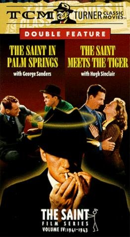 The Saint Meets the Tiger Movie Poster