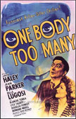One Body Too Many Movie Poster