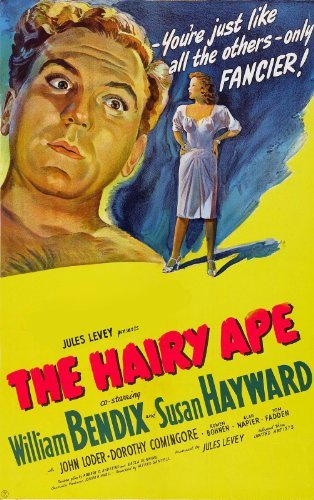 The Hairy Ape Movie Poster