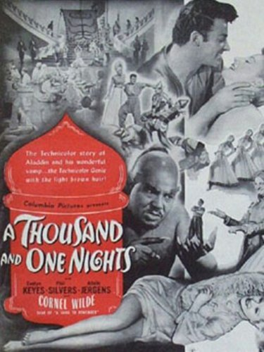 A Thousand and One Nights Movie Poster
