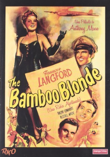 The Bamboo Blonde Movie Poster