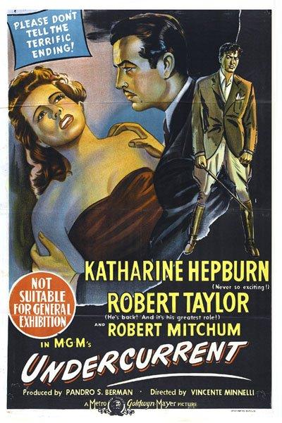 Undercurrent Movie Poster