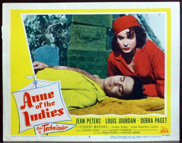 Anne of the Indies Movie Poster